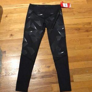 North Face pulse tight leggings size M